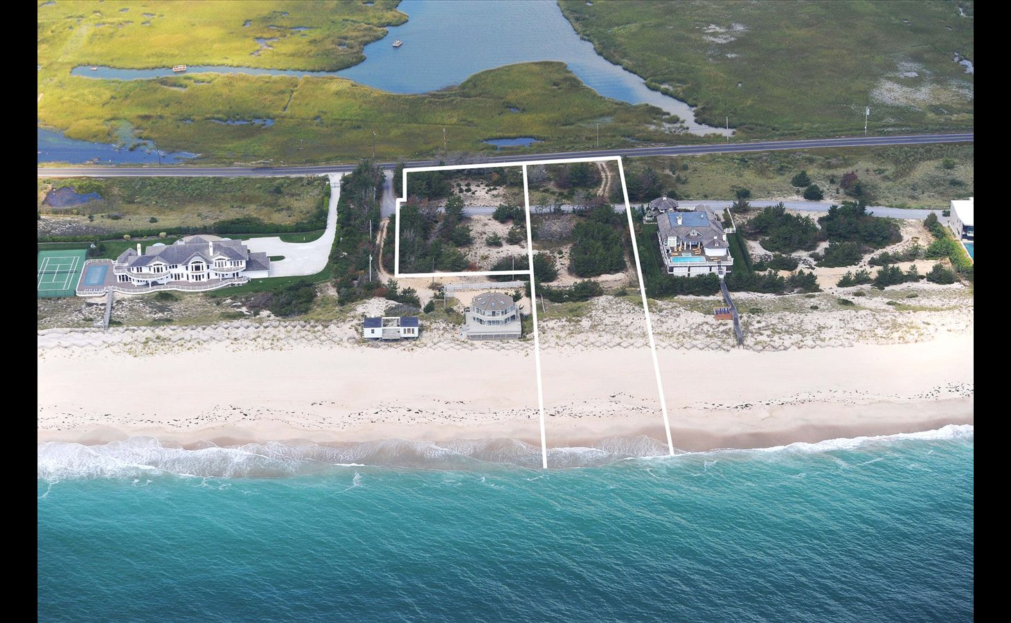 71A & 73A Dune Road East Quogue, New York